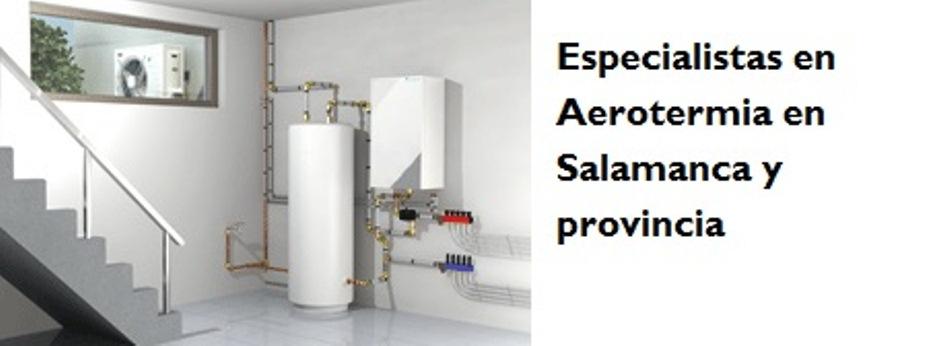 Instaladores aerotermia Salamanca